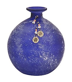 The Pomeroy Collection Round Tierra Bottle With Jewelry