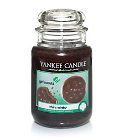 Yankee Candle® 22-oz. Girl Scouts Thin Mints® Candle