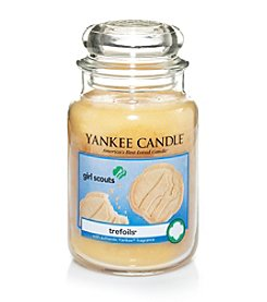 Yankee Candle® 22-oz. Girl Scouts Trefoils® Candle