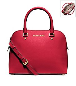 MICHAEL Michael Kors® Cindy Medium Dome Satchel