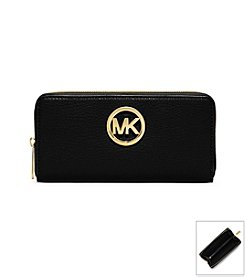 MICHAEL Michael Kors® Fulton Zip Around Continental Wallet