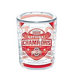 Tervis® 2014 Football Champions Ohio State University Buckeyes 2.5-oz. Collectable Shot Glass