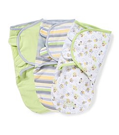 Summer Infant SwaddleMe®  3-Pack Cotton Knit