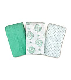 Summer Infant SwaddleMe® 3-Pack Muslin Blanket