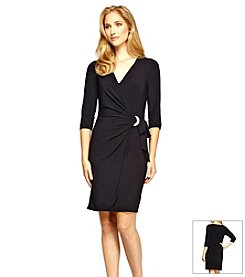 Alex Evenings® Wrap Dress