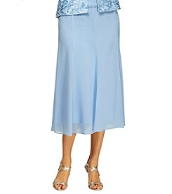 Alex Evenings® Tea Length Skirt