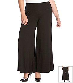 Karen Kane® Plus Size Palazzo Pants