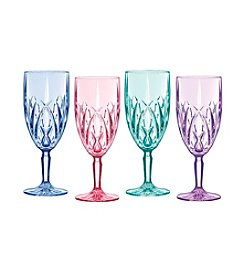 Marquis by Waterford® Brookside Pastels Set of 4 Iced Beverage Glasses