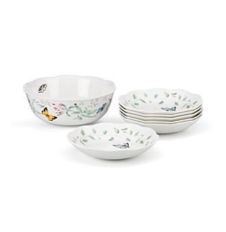 Lenox® Butterfly Meadow® 7-pc. Salad Set