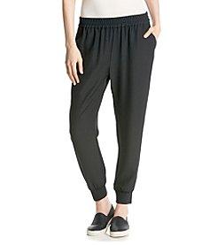 DKNYC® Modern Crepe Track Pants