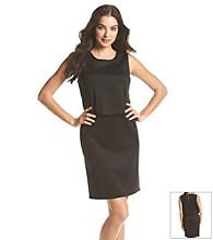 Notations® Solid Sheath Dress