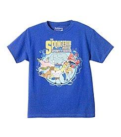 Ruff Hewn Boys' 8-18 Spongebob Graphic Tee
