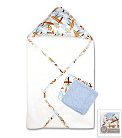 Trend Lab Surf's Up 3-Pack Bath Bundle Box Set