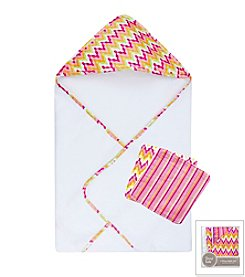Trend Lab Savannah 3-Pack Bath Bundle Box Set