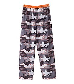 Calvin Klein Boys' 5-16 Jersey Sleep Pants