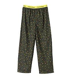 Calvin Klein Boys' 5-16 Logo Pants