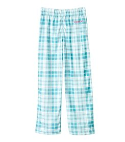 Calvin Klein Girls' 5-16 Plaid Pants