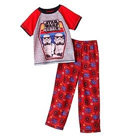 Star Wars® Boys' 4-10  2-Piece Star Wars Rebels Pajama Set