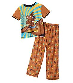 Scooby-Doo® Boys' 4-10 2-Piece Scooby Doo Set