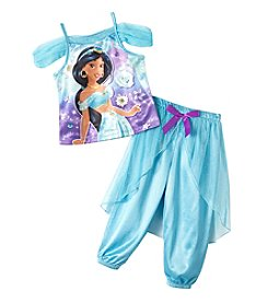 Disney® Girls' 2T-4T 2-Piece Jasmine Dressy Set