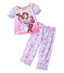 Nickelodeon® Girls' 2T-4T 2-Piece Sofia The First Tea Party Set
