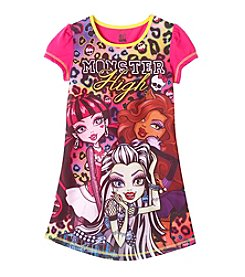 Disney® Girls' 6-16 Monster High Night Shirt