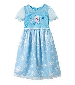 Disney® Girls' 2T-8 Elsa Dressy Gown
