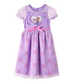 Disney® Girls' 2T-8 Frozen Sister Gown