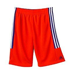 adidas® Boys' 8-20 Active Striped Shorts