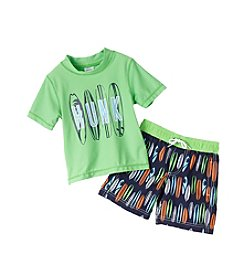 Carter's® Boys' 2T-7 2-Piece Hunk Swimset