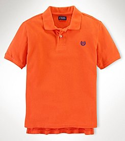 Chaps® Boys' 2T-7 Short Sleeve Polo Top