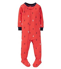 Carter's® Baby Boys' 1-Piece Snug-Fit Cotton Pjs