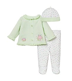 Little Me® Baby Girls' Sweet Frog Take Me Home Set