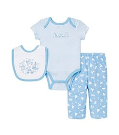 Little Me® Baby Boys' 3-Piece Playtime Pants Set