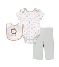 Little Me® Baby Boys' 3-Piece Safari Lion Set