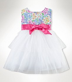 Chaps® Baby Girls' Celebratory Dress