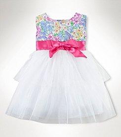 Chaps® Baby Girls' Celebratory Dress