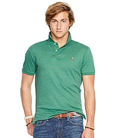 Polo Ralph Lauren® Men's Short Sleeve Pima Cotton Polo