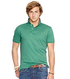 Polo Ralph Lauren® Men's Short Sleeve Pima Cotton Polo