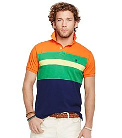Polo Ralph Lauren® Men's Short Sleeve Color Block Polo