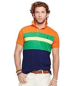 Polo Ralph Lauren® Men's Short Sleeve Color Block Polo