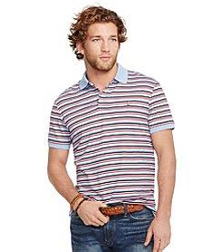 Polo Ralph Lauren® Men's Short Sleeve Striped Polo
