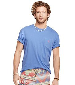 Polo Ralph Lauren® Men's Short Sleeve Crewneck Pocket Tee
