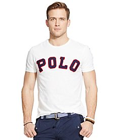 Polo Ralph Lauren® Men's Short Sleeve Crewneck Graphic Tee