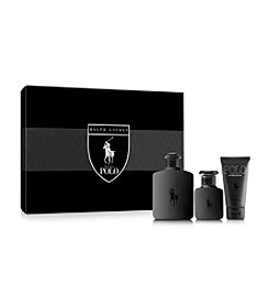 Ralph Lauren® Polo Double Black Gift Set (A $167 Value)