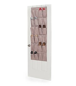 LivingQuarters 24 Pocket Over-The-Door Hanging Organizer