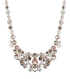 Givenchy® Goldtone Drama Necklace