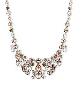 Givenchy® Goldtone Drama Necklace