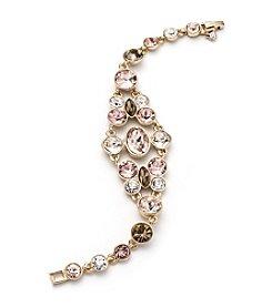 Givenchy® Goldtone Drama Flex Bracelet