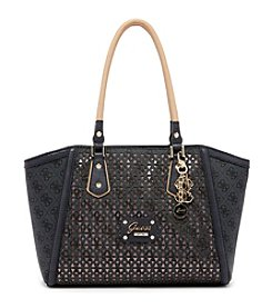 GUESS Park Lane Hula Uptown Satchel